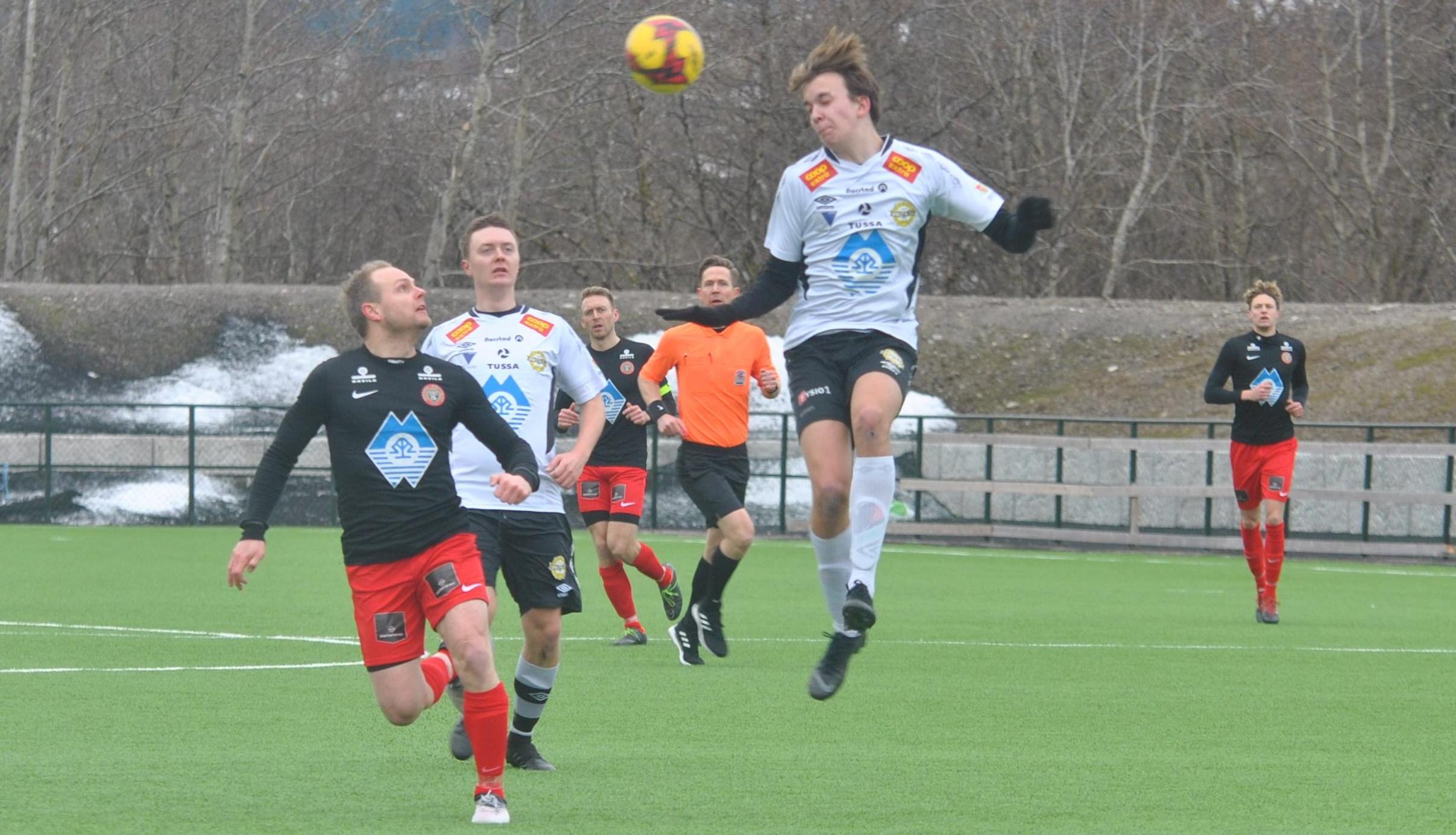 Bergsøy vidare i cupen etter nimålsdrama mot Ørsta!