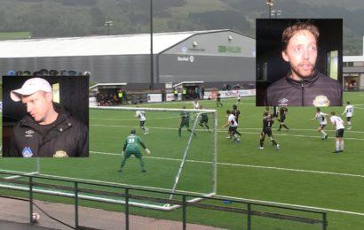 Høgdepunkter og reaksjonar frå Ørsta-Blindheim 2-3