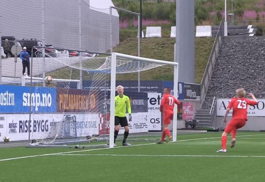 Uavgjort mellom Sunnmøre Fotballkrets og Nordmøre & Romsdal