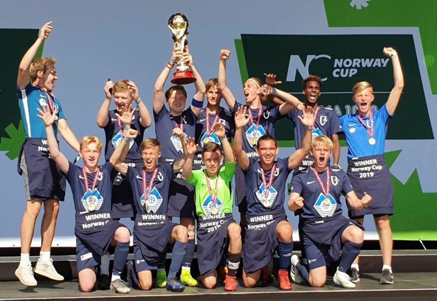 Vanylven vann Norway Cup!