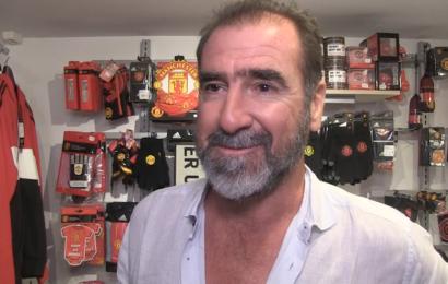 Cantona på fest i Lyngdal