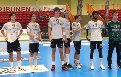 Ørsta sitt G18-lag er klare for Lerøyserien