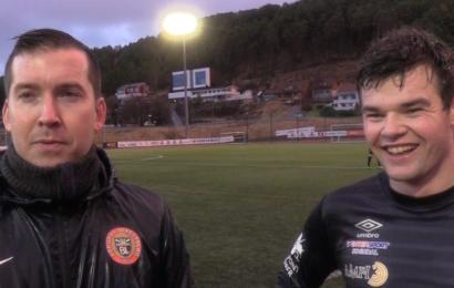 Bergsøy slo Studentspretten i årets fyrste treningskamp