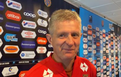 Lars Arne Nilsen klar for Aafk