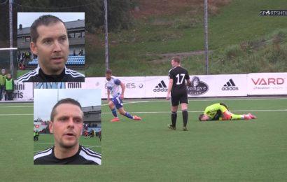 Rollon såg raudt då Bergsøy blei slått 1-0