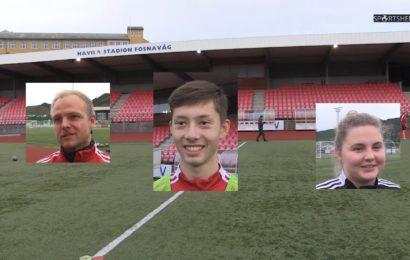 Før kronekampen Bergsøy – Hødd 2